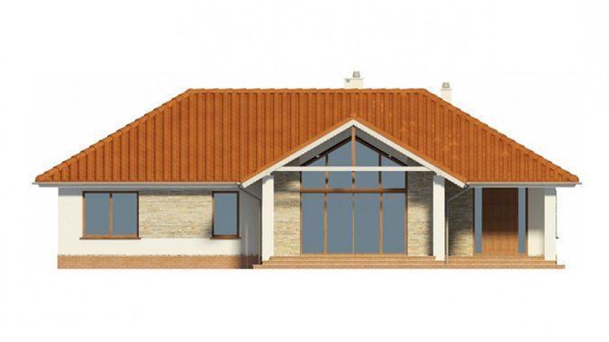 Каталог проектов одноэтажных домов