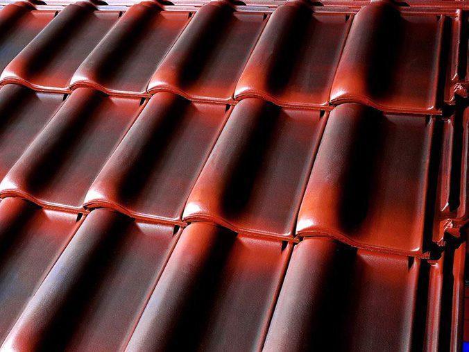 Черепица для крыши: натуральная цементно-песчанная