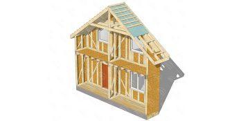 Каркасные дома: плюсы и минусы каркасного строительства