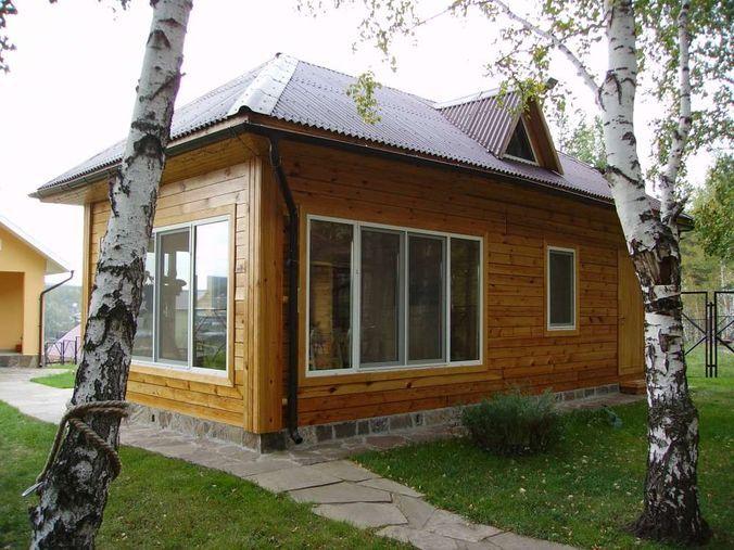Ещё один вариант гостевого дома