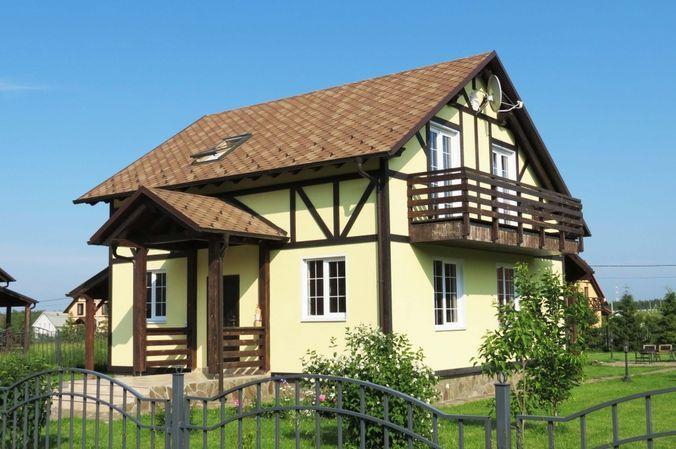 Симпатичный домик из SIP