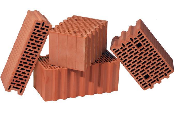Варианты керамических блоков