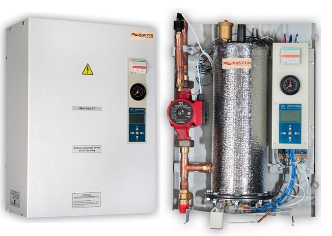Выбираем электрический котел для отопления частного дома