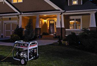 Бензиновые генераторы частного дома