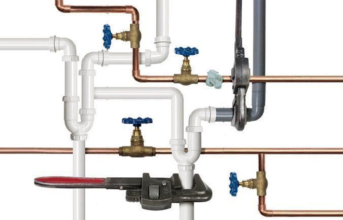 какие трубы для водопровода