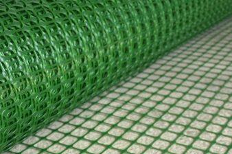 Армирующая сетка для стяжки