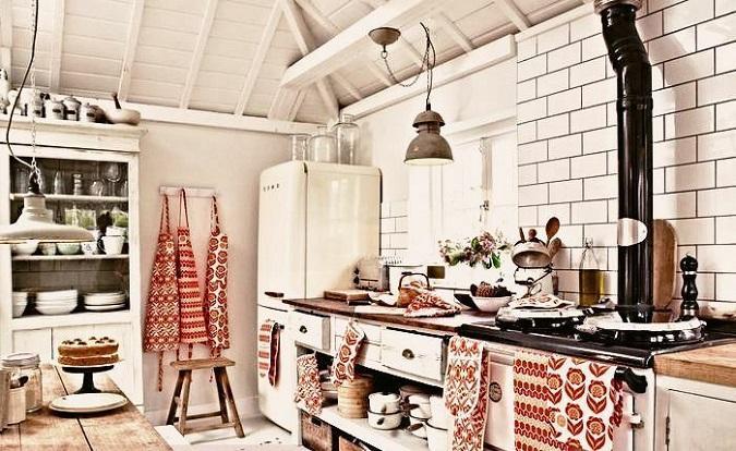 кабанчик на кухне