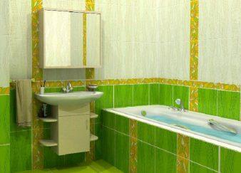 Как правильно класть плитку в ванной?