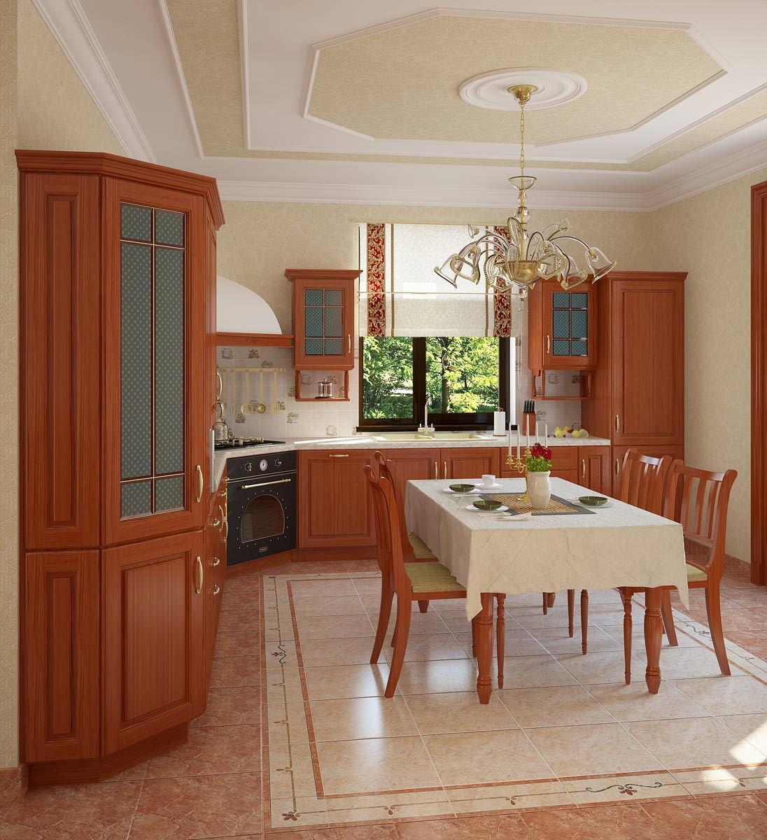 компактном кухни в частных домах фото ароматный салат приготовлен