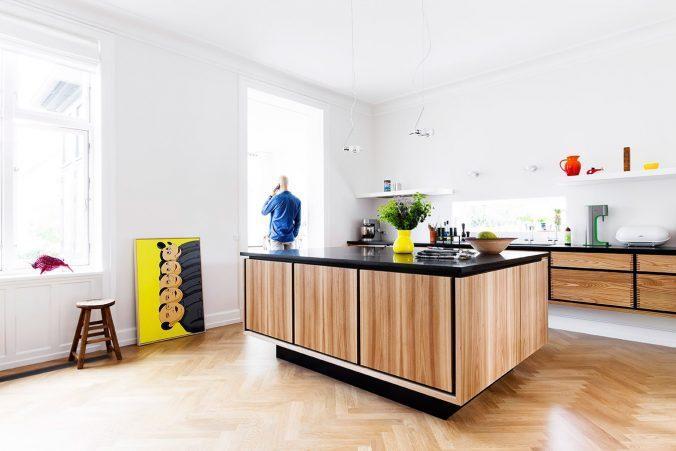 поп-арт на кухне