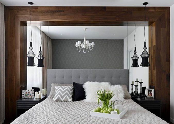 дизайнерская спальня